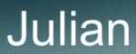 Julian Fenster Logo